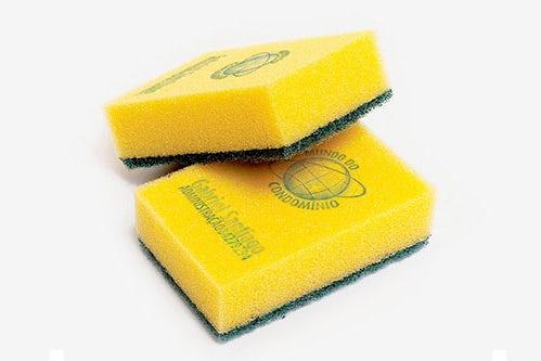 Sponge business card