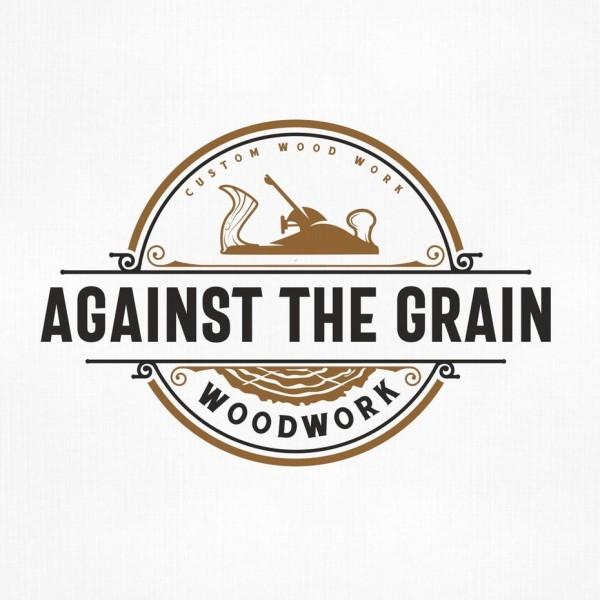 Against The Grain  logo