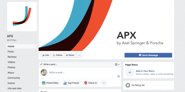 APX Facebook page