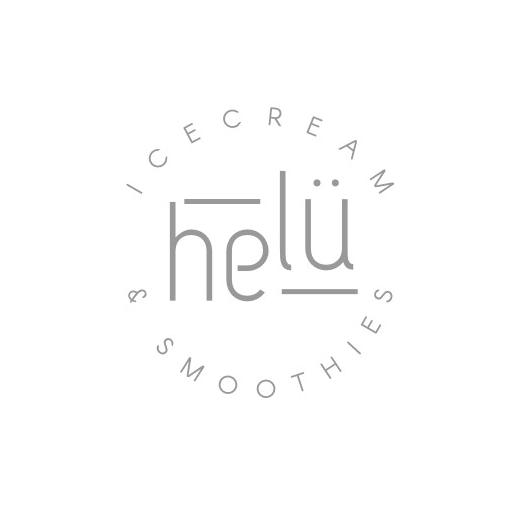 Simple ice cream  logo