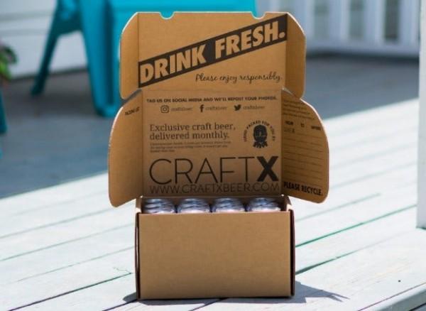 CraftX Beer box