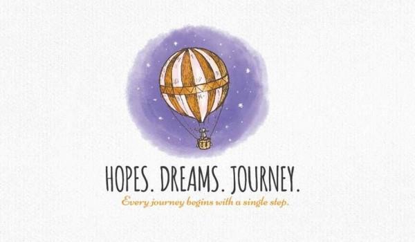 Hopes. Dream. Journey  logo
