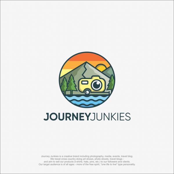 Photography logo with visual pun