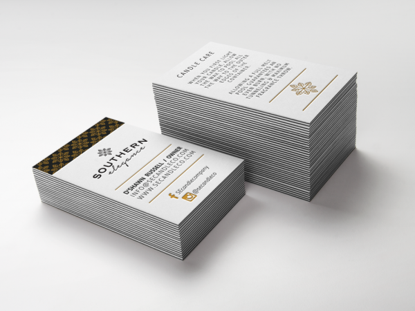 Southern Elegance business card