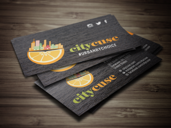 citycuse business card