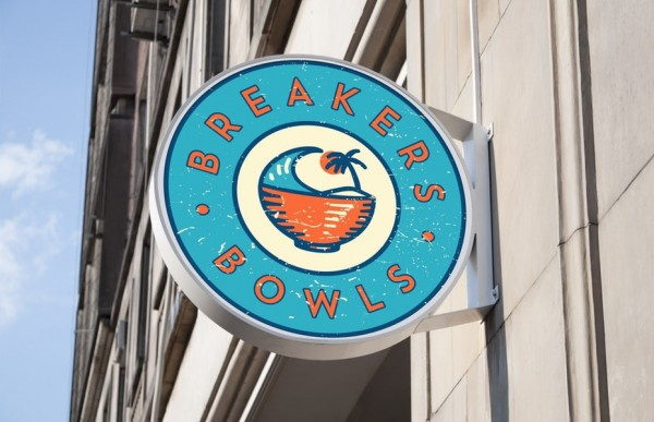Breakers Bowls  logo