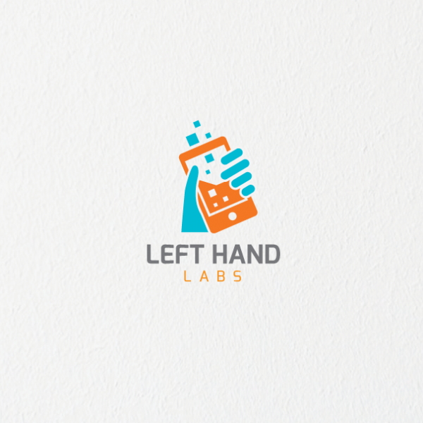 left hand labs  logo