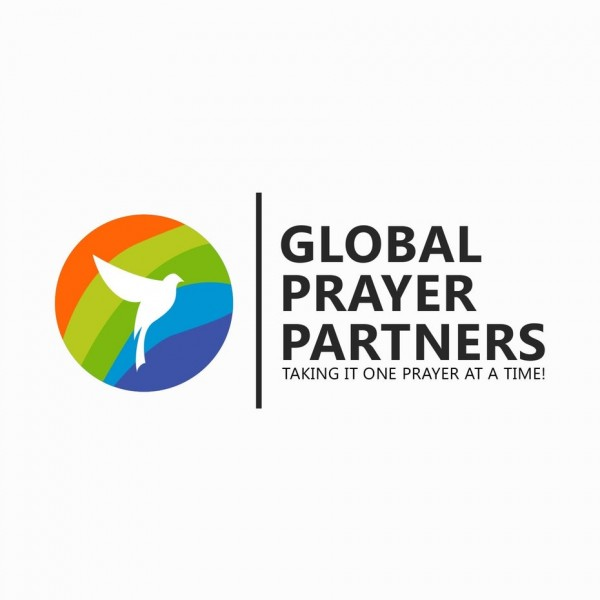 global prayer partners  logo