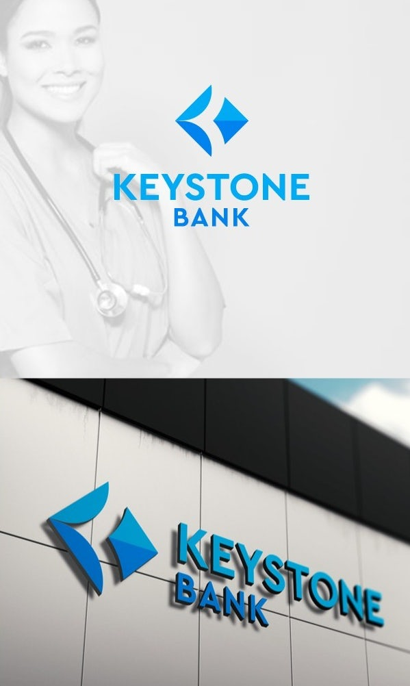 Keystone bank  logo
