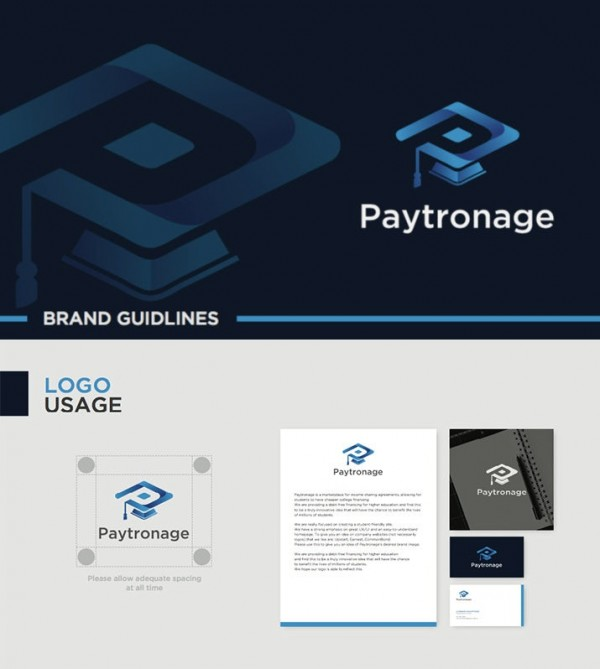 PAYTRONAGE brand style guide