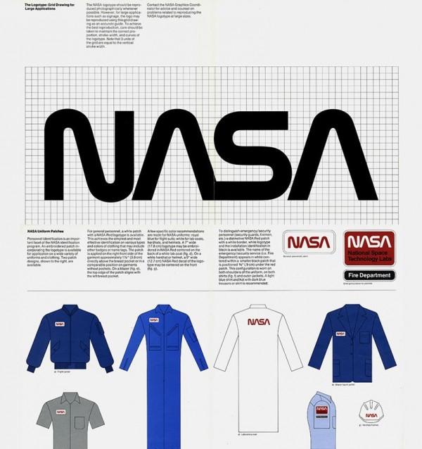 NASA brand style guide