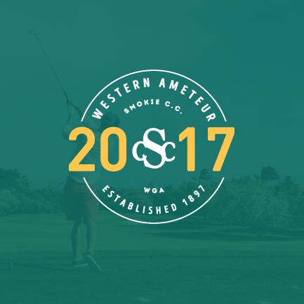 Western Ameteur tournament logo