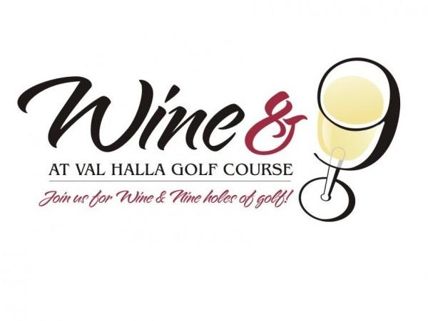 Wine & 9 logo