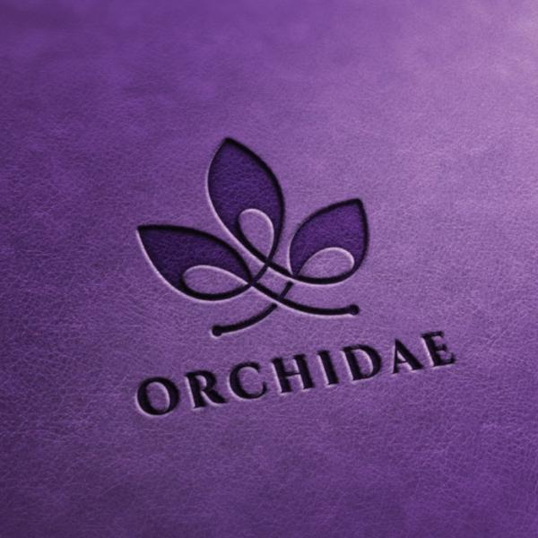 logo with interpretive illustration
