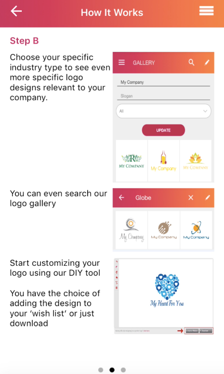 DesignMantic - logo Maker