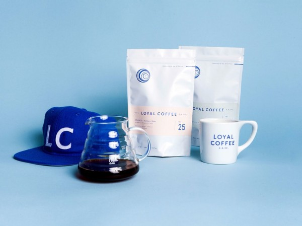 loyal coffee logo s