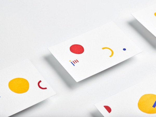 Childrens  logo  with colorful shapes