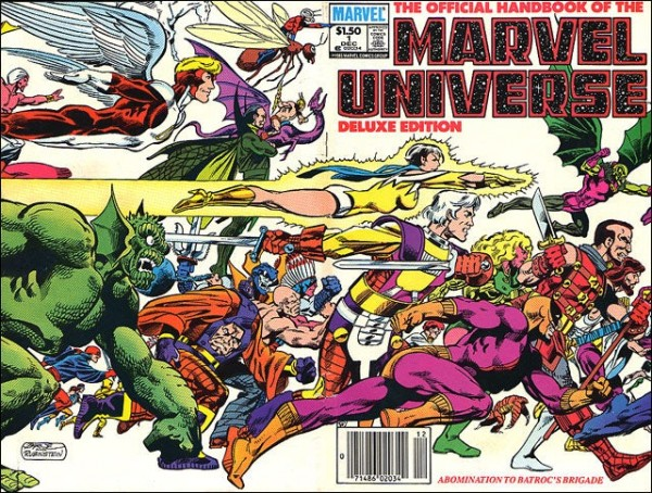 The Marvel Universe