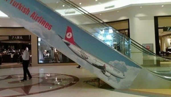 Turkish Airlines ad