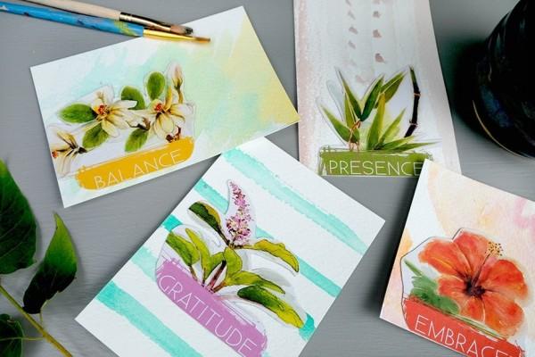 custom made note cards