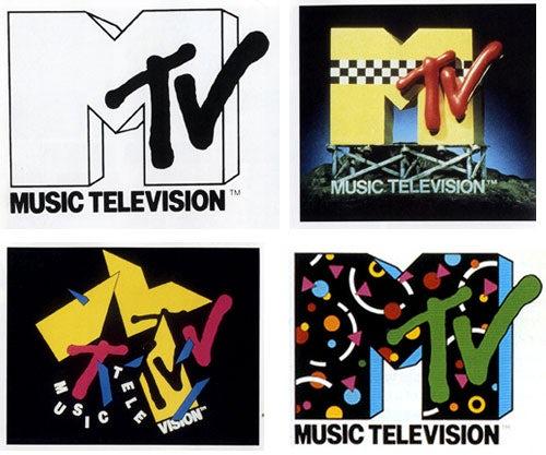 MTV logo s