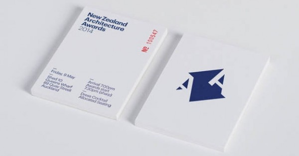Architecture Awards Mockup by Inhouse Design