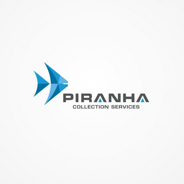 piranha fish  logo