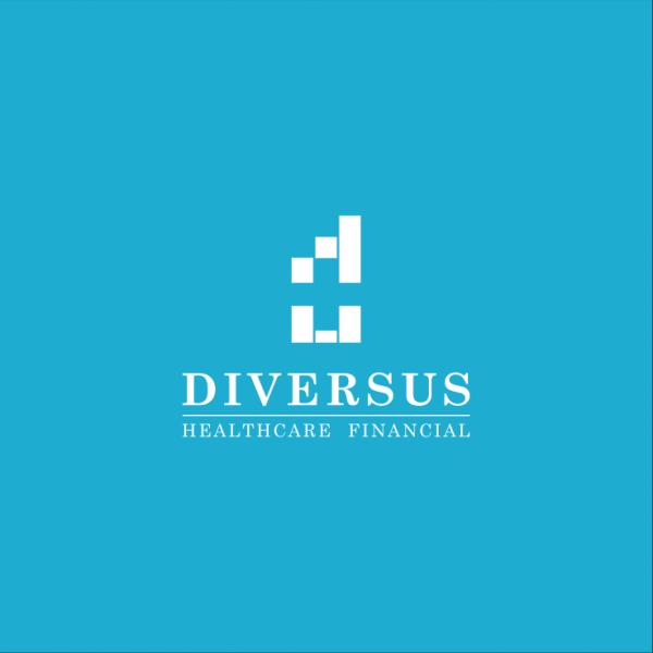 geometric tetris building  logo