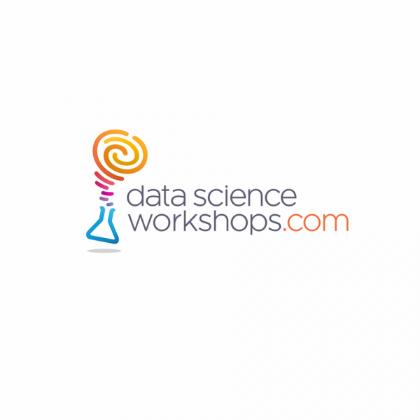Data science logo design