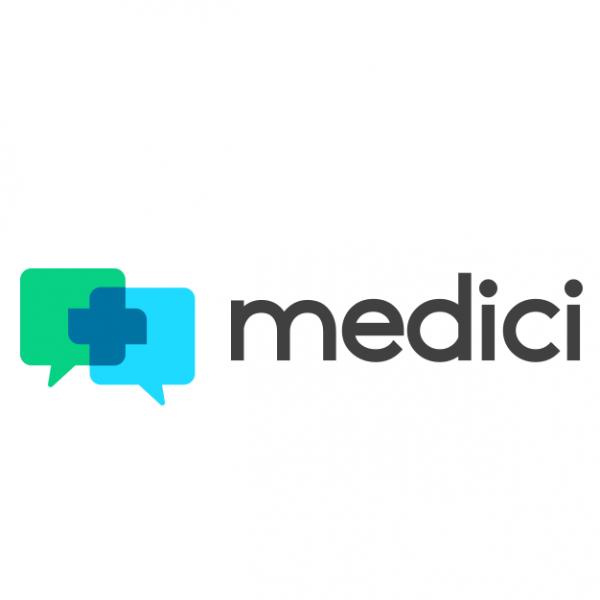 medici  logo  design