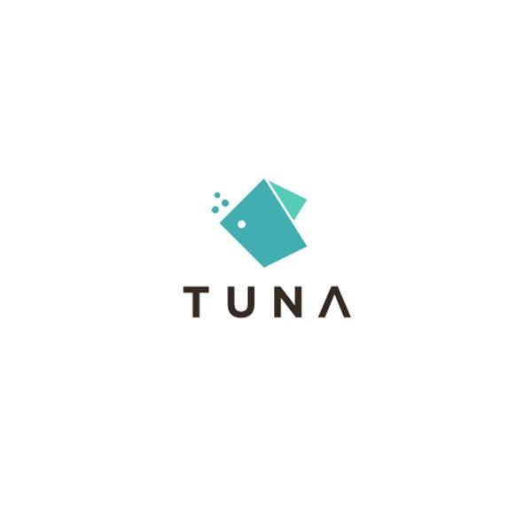 Tuna logo design