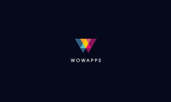 WOWAPPS  logo  design