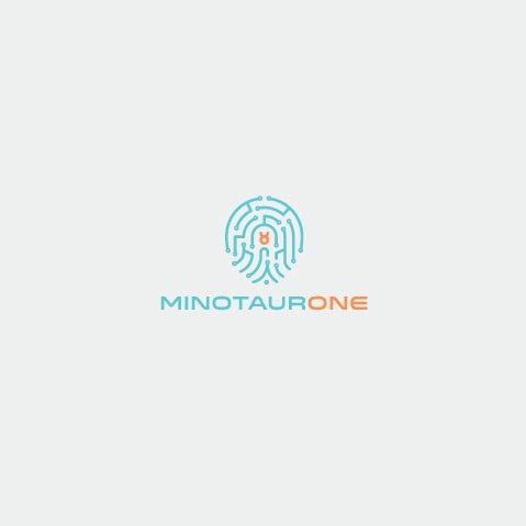Minotaur One logo design