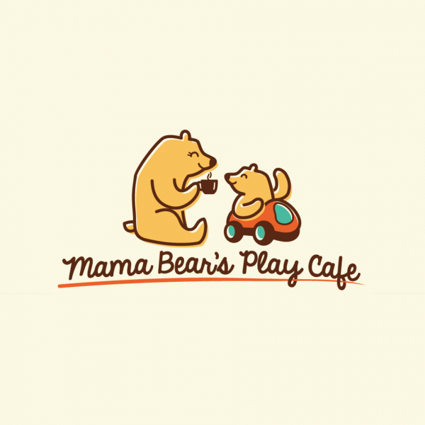 mama bear cafe design