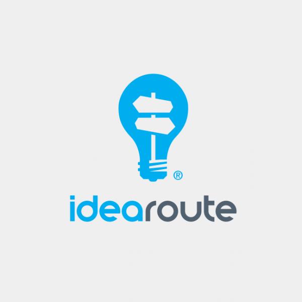 Lightbulb  logo  design
