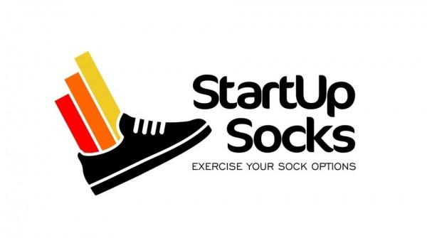 Shoe and sock  logo