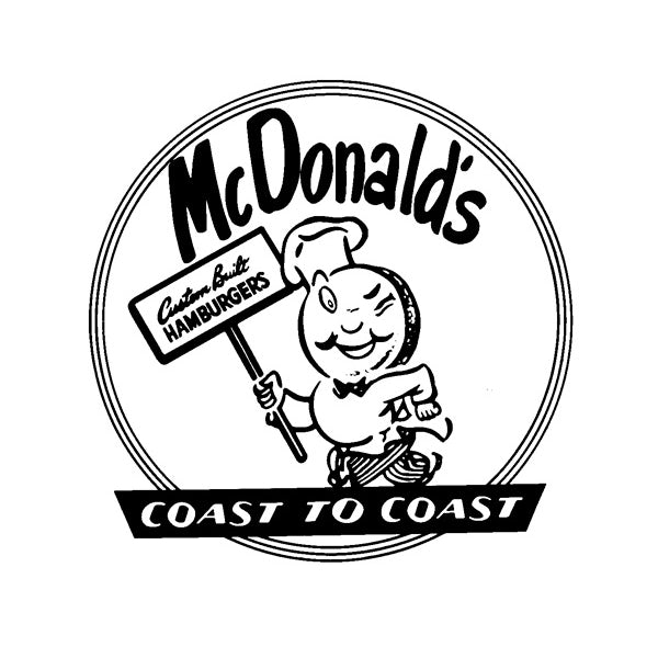 1948 McDonald's logo