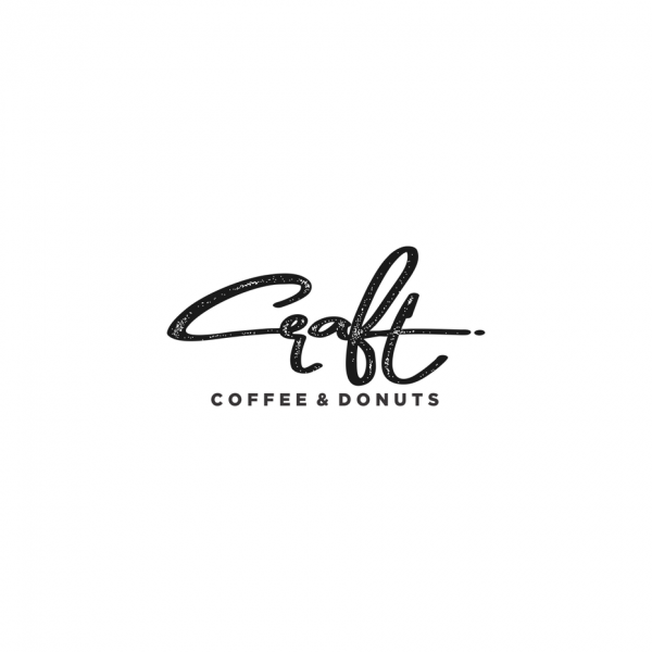 99designs entry for Craft Coffee and Donuts