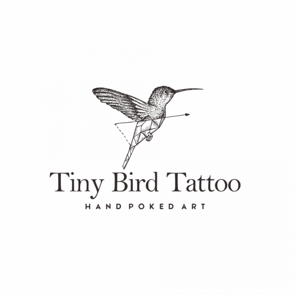 99designs contest winner for Tiny Bird Tattoo