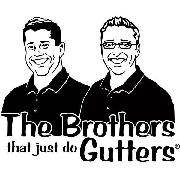 Brothers that just do Gutters old logo