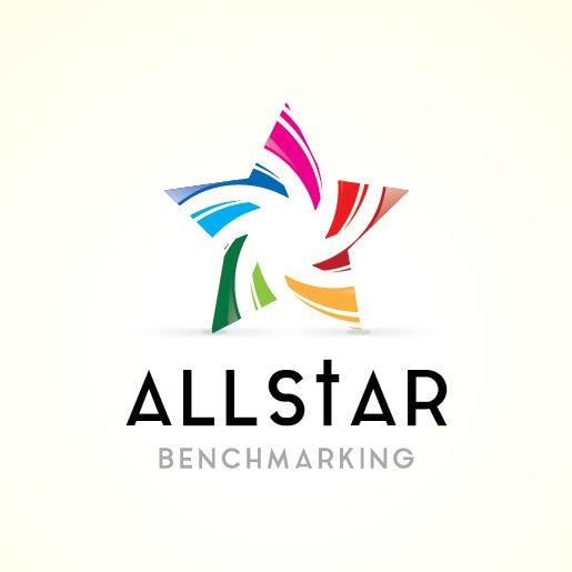 Five-pointed star  logo  design