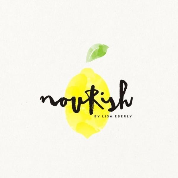 Health and wellness  logo  design
