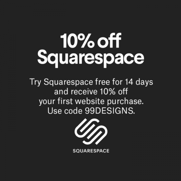 Squarespace 10% off coupon