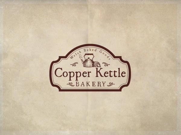 Classic Bakery logo : Copper Kettle