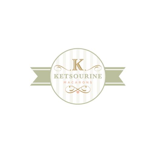 Classic Bakery  logo : Ketsourine Macarons