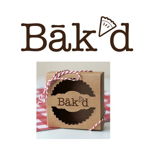 Bak'd  logo