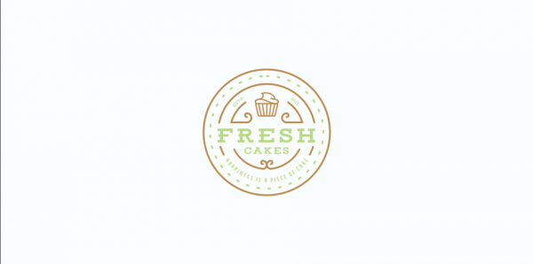 Sweetooth logo : Fresh Cakes