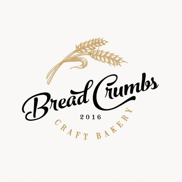 Bread Crumbs Craft Bakery logo