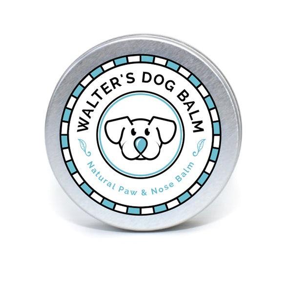 Walter's Dog Balm  logo
