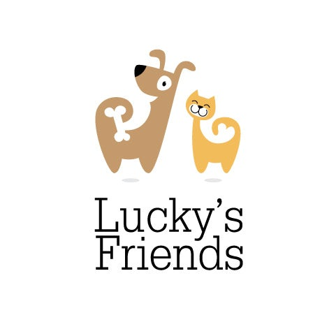Luckys Friends logo